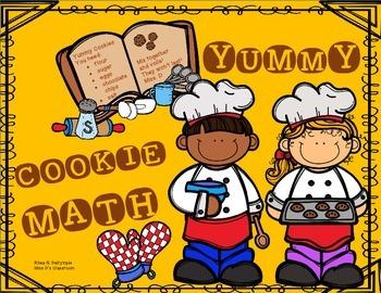 Yummy Cookie Math!