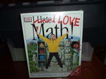 I LOVE MATH   ISBN0-7894-4699-5