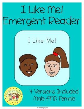 I Like Me! Emergent Reader
