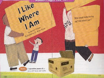 """""""I Like Where I Am"""" brought to life through animations"""