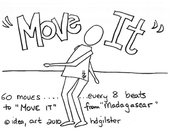 I Like to Move It, Move It