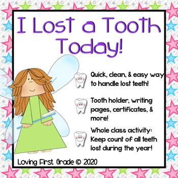 I Lost A Tooth Today!