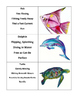 I Love Animals Cinquain Poetry Coloring Book