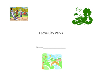 I Love City Parks