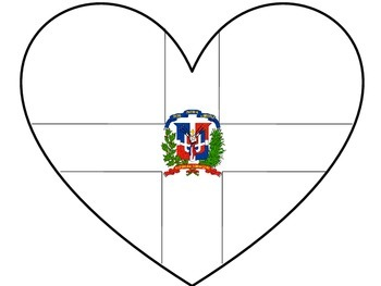 I Love Dominican Republic