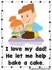 I Love My Dad!  (A Sight Word Emergent Reader)