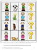 Family Grandparents File Folder Games,Autism, Preschool, P-K, K