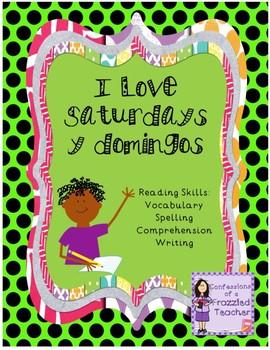 I Love Saturdays y domingos (Scott Foresman Reading Street)