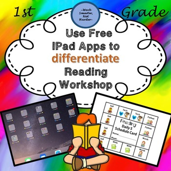 I Pad Differentiation with Reading Workshop