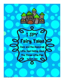 I SPY Fairy Tales