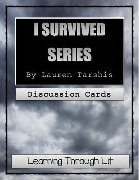 I SURVIVED by Lauren Tarshis - COMPLETE SERIES Discussion Cards