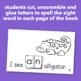"Interactive Sight Word Reader ""I See an Animal"""
