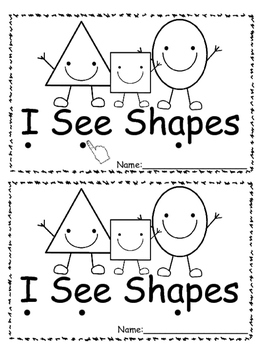 I See Shapes