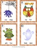 I-Spy CVC in ABC Order - Variable Vowel Words (October Edition)