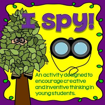 Creative Thinking Activity for Younger Students