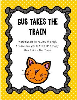 I Spy - Gus Takes the Train