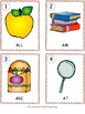 I-Spy Sight Words Word Work - Primer Words (Sept. Edition) Basic