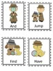 I Spy Themed High Frequency Words Sets 1-3 Write the Room