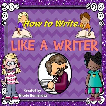 Writer's Workshop - Writing Like Good Writers