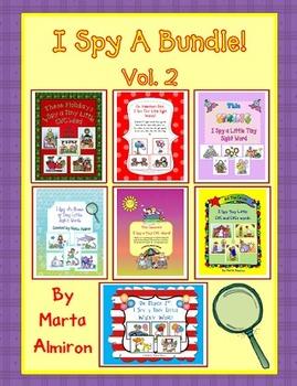 I Spy a Bundle - Volume 2