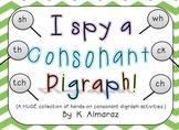 I Spy a Consonant Digraph!