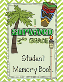 *I Survived 3rd Grade* Memory Book for Big Kids