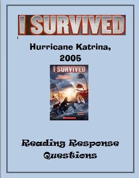 I Survived Hurrican Katrina ... Reading Response Questions