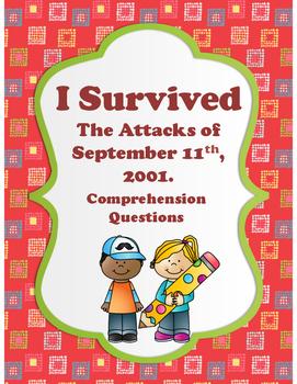 I Survived The Attacks of September 11th, 2001 - Comprehen