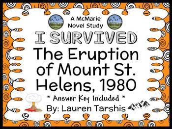 I Survived The Eruption of Mount St. Helens, 1980 (Lauren
