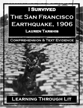 I Survived The San Francisco Earthquake, 1906 - Comprehens