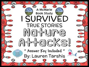 I Survived True Stories: Nature Attacks! (Tarshis) Book St