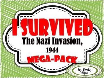 I Survived the Nazi Invasion, 1944 Mega~Pack