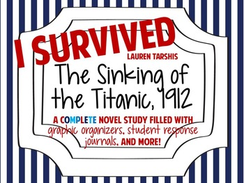 I Survived the Sinking of the Titanic, 1912: A Complete No
