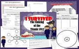I Survived the Sinking of the Titanic 1912 Pack