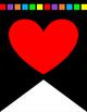 I (We) Heart Math Banner