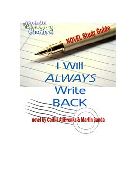 I Will Always Write Back, Novel Companion Activity Guide