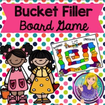 TpT Bucket Filler Board Game