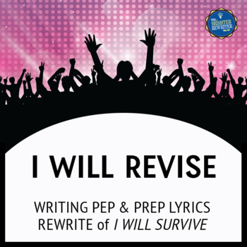 Writing Test Song Lyrics for I Will Survive