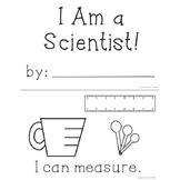 *FREE* I am a Scientist mini-book