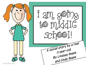 I am going to middle school! A social story