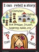 I can Anchor Posters for 2nd grade CC Reading Literary