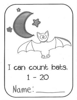 I can count bats 1-20