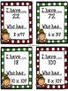 I have..Who Has.. Multiplication Card Game! GREAT Math Center!