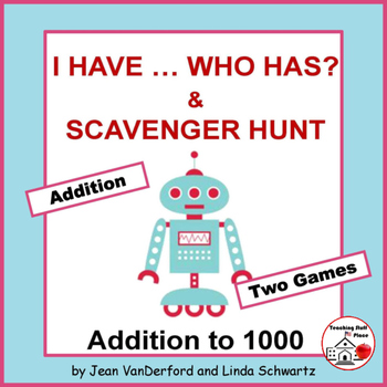I have, Who has? | Addition to 1000 | Math Practice | Fun