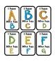 I have Who has uppercase alphabet