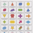 I have who has for 3 D shapes