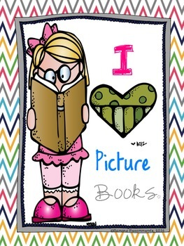 I heart Picture Book Posters