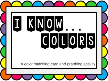 I know....Colors