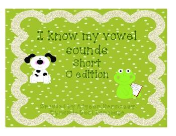 I know my short vowel sounds! Short O Edition