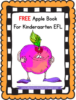 I like apples -book-